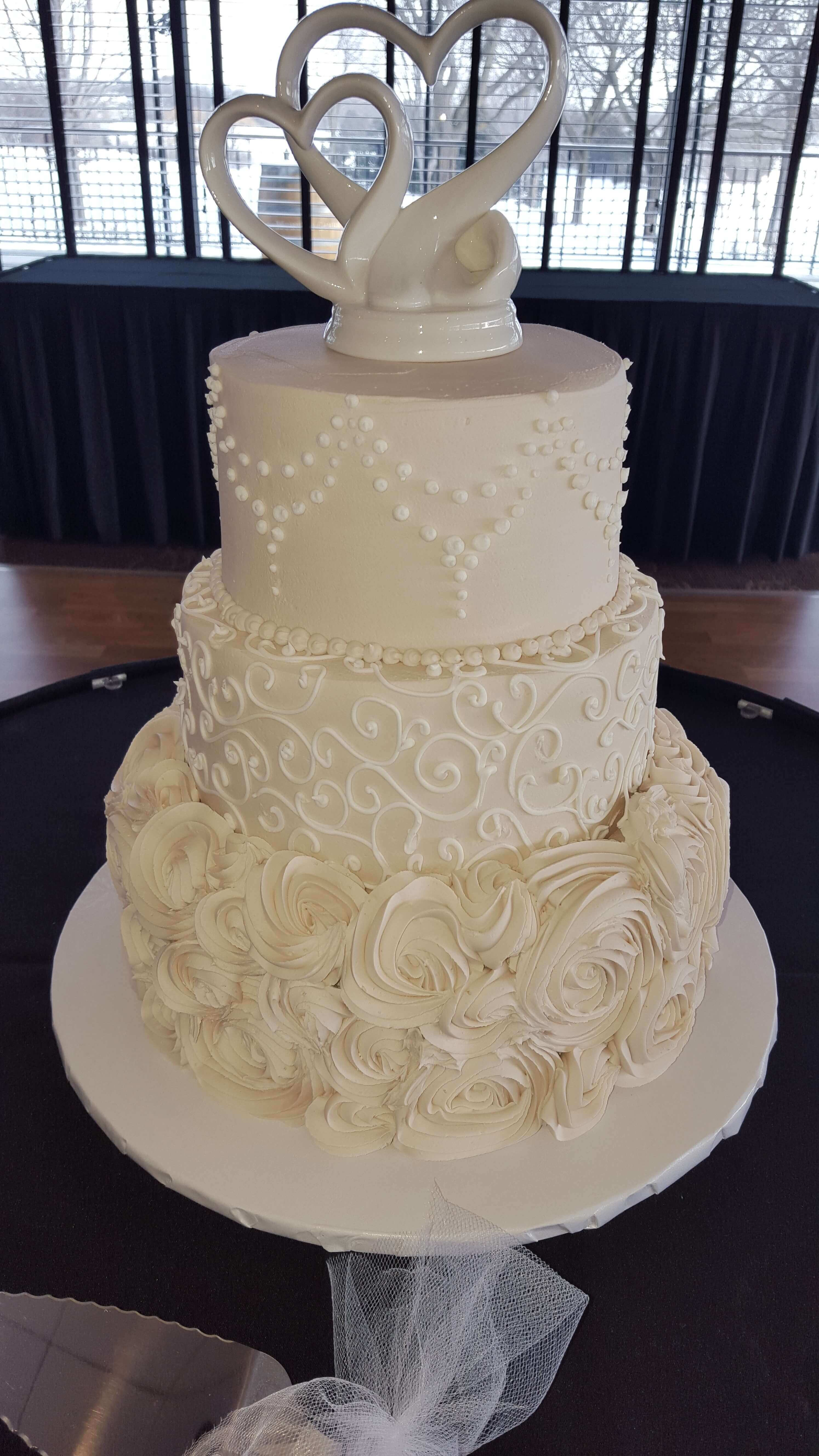 Vanilla Wedding Cake L...